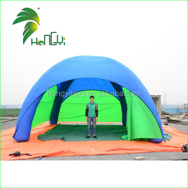 inflatable tent (6)