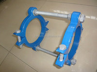 Restraint Joint for Push On Ductile iron pipe
