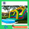 new design inflatable water slide,cheap inflatable slide for kids