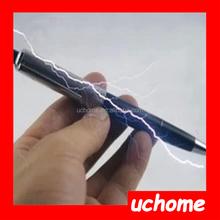 UCHOME Electric Shock Pen Funny Prank Gag Joke Trick Novelty Real Writing Pen