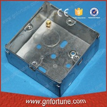 Wholesale Weatherproof 1 Gang Metal Switch Boxes