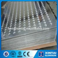 light weight customized decorative perforated aluminum sheet