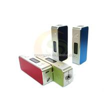 adjust vv/vw MS mini box 50w mod vs magic flight launch box vaporizer tupperware lunch box