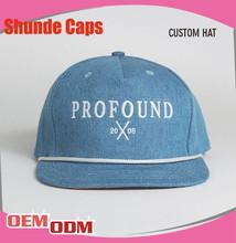 Snapback Caps Producer Plain Custom Snapback Cap Hats Rope