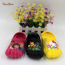 2015 best gift eye catching antislip Five Toes shape sole color customized comfortable popular big rubber patch garden shoes