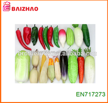 High quality artificial of fruits and vegetables&false fruit simulation items wholesale