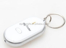 White Sound Big Noise Whistle Key Finder Key Find Look Search With LED Light