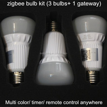 china factory China Wifi led wifi bulb hue by phone control,smart home automation system