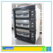 Trade assurance!!! the first oven for baking bread/ electric/ gas/ deck/ pizza baking oven