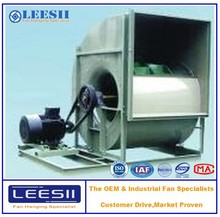 Double Inlet Centrifugal Fan With Scroll