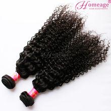 homeage alibaba china 2014 new product virgin mongolian kinky curly hair