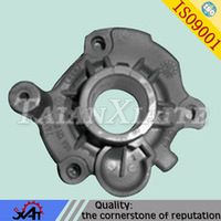 Customized Casting Iron Ductile Iron Casted Gearbox Body Of High Speed Train