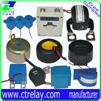 5A-600A Precision Current Transformer used in meters and PCB board 0.1 class or 0.05 class