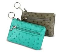 Gray And Aqua Color Ladies Bags