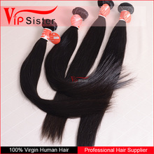 natural gray silky straight get free hair extension for black women
