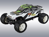 1:5 Gas RC Car 2WD Wholesale Gas Powered RC Car 30cc 2.4G Radio Controlled Model Car AW YAMA Truggy