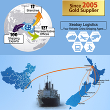 Professional container shipping to new zealand