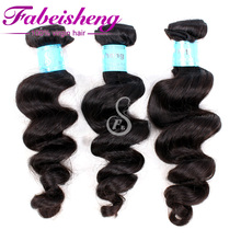 FBS wholesale 100% vigin Unprocessed Peruvian Hair Weave Human Hair Extension of beauty hair supplier