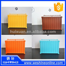 Money saving box and jar by Plastic container manufacturer