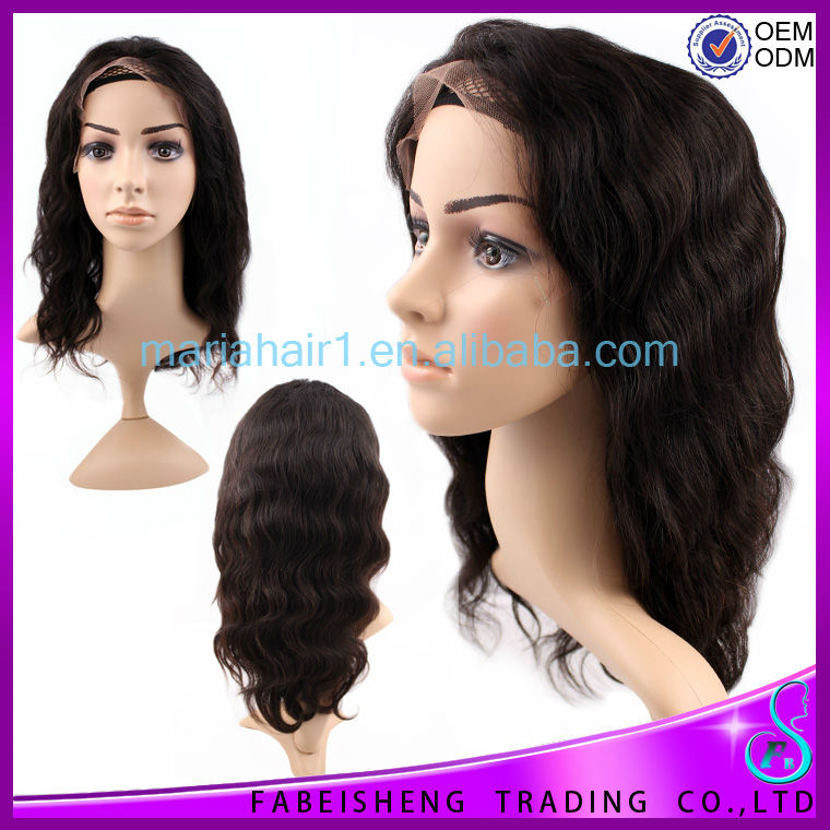 Cheap Virgin Brazilian Full Lace Wigs 5