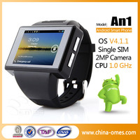 China Alibaba 2014 New Product Price Of Smart Watch Phone