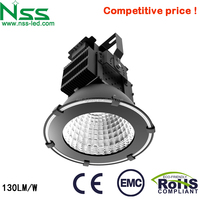 CE ROHS approval ip 65 300w led high bay light for outdoor