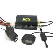 TK103-2 free online software car gps tracker sim card vehicle gps tracker gps tracker for fleet management
