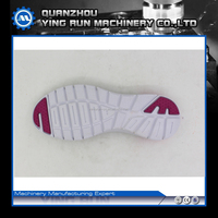 Fashionable patterns EVA shoe making mould with professional design
