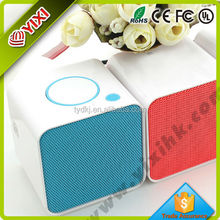 bluetooth speaker wood/portable bluetooth speaker/water dancing bluetooth speaker