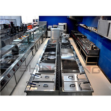 High Quality Combi Electric Or Gas Heavy Duty Cooking Equipment