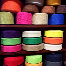 Recycled 65%/35% cotton/polyester blended yarn in high quality and low price yarn manufacturer