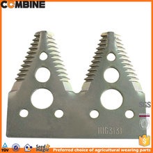 high quality harvester international parts knife section