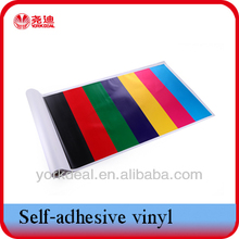 Car Wrap Outdoor Clear Vinyl Adhesive Glue For Printing