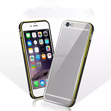 2015 new and hot custom PC aluminum cell phone cover for iphone