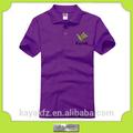 polo shirt européen en cotoon avec taille xxxl fabricant selon coutume