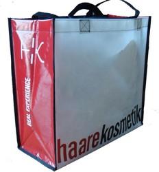 wholesale custom fashion foldable recycle PP non woven bag