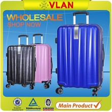 Guangzhou Factory Quality Used PrimarkmPC Luggage For Sale with spinner wheels