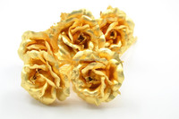 New Valentine's Day Gift Dipped in 24K Gold Rose Lover's Rose With Gift Box Can Select 16*5cm