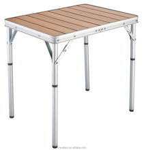 Adjustable Natural Bamboo Table,Easy Carry Bambo Table,Good Useful Camping Table