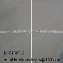 "grey 12""x24"" Kunlin Stone Natural Slate Tile"