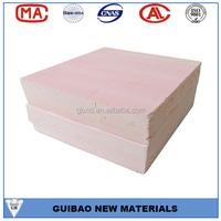 External wall low smoke phenolic foam board