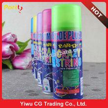 CGCP-001 Crazy Party Spray Snow Spray Wedding String
