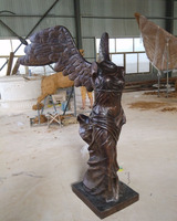 Life size bronze headless winged angel statue new products on alibaba