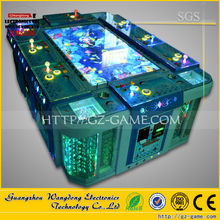 Catch fish game machine/Wangdong arcade fishing game machine for sale