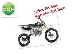 2015 new125cc Pit Bike, 4 stroke dirt bike made in China/dirt bike
