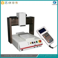 High precision epoxy glue dispensing machine