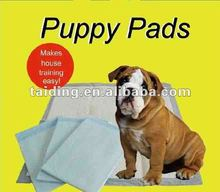 2012 top sale disposable puppy pet training pad
