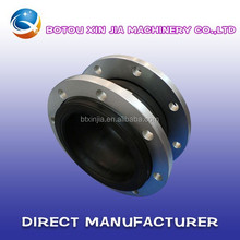 single ball/single sphere rubber expansion joint
