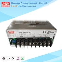 Mean well 200w 24V converter dc-dc power converter