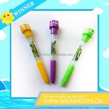 4 one in bubble double stamper pen